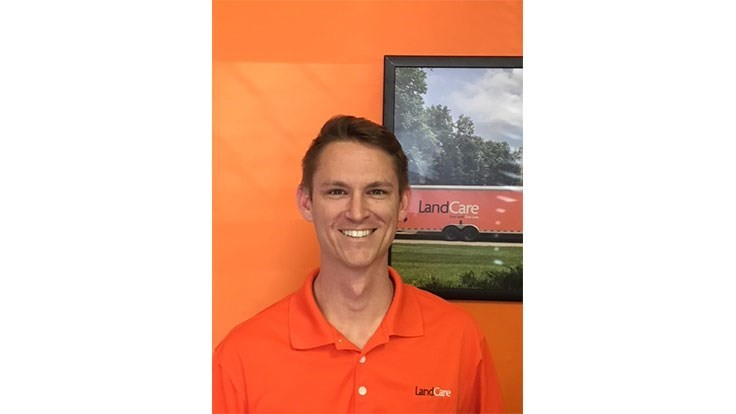 LandCare promotes branch leader in Raleigh