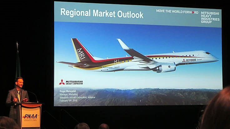 Regional jet demand to peak in 2025 as current fleets are retired