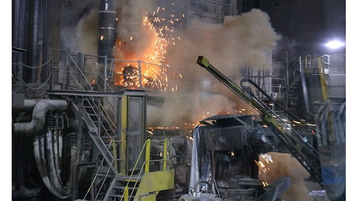 Liberty Steel restarts furnace at UK mill