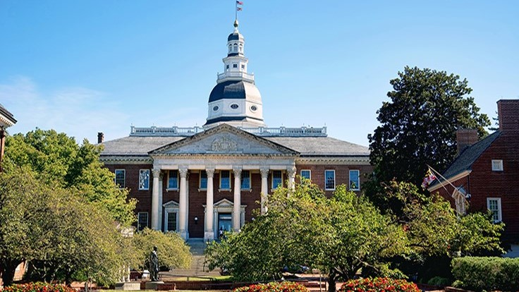 Maryland Legislators Will Debate a Legal Marijuana Constitutional Amendment