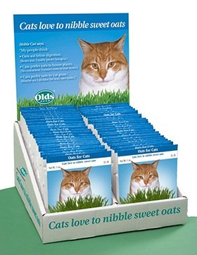 Oats for Cats