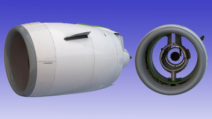 UTC Aerospace Systems delivers first Foley-built A320neo nacelles