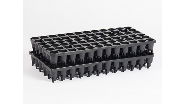 72 cell Tree and Shrub Propagation Tray for 30 or 35 mm Ellepots