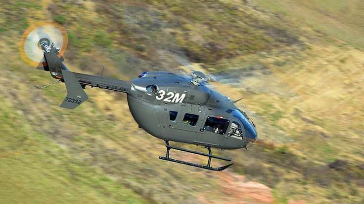 Airbus Helicopters wins US Army contract for 35 Lakotas