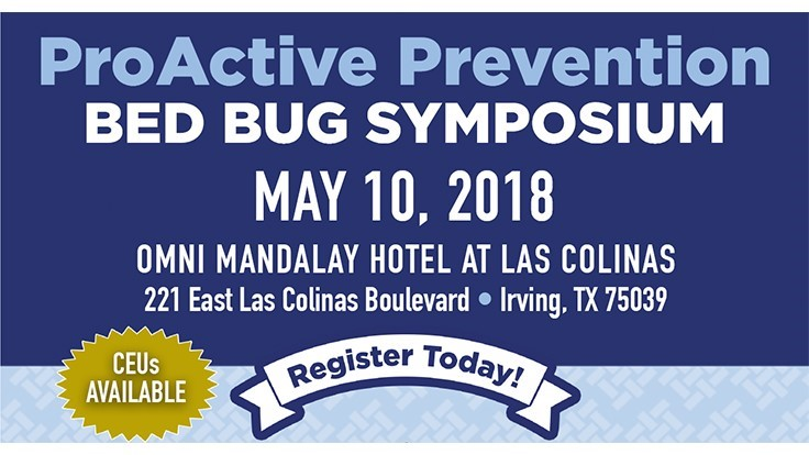 Allergy Technologies to Host Texas Bed Bug Symposium