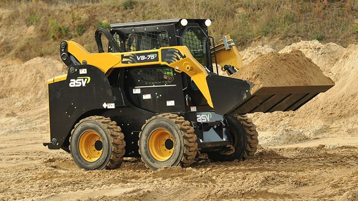 RS-75/VS-75 skid steer
