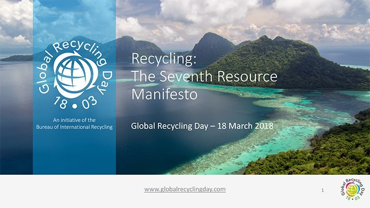 Sims Metal Management joins Global Recycling Day as founding sponsor