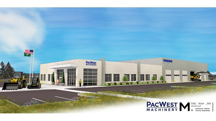 PacWest Machinery plans new dealership in Spokane, Washington
