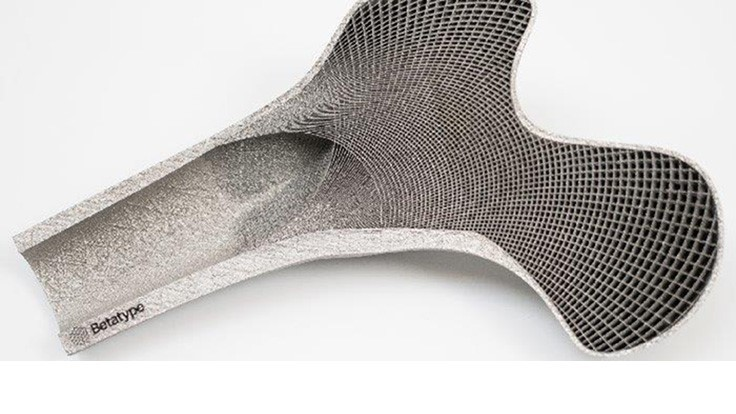 Additive manufacturing orthopedic implants