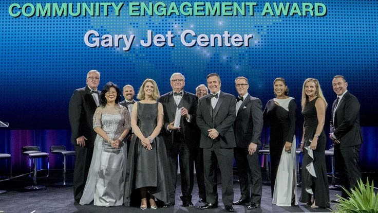 Boeing honors suppliers for outstanding performance