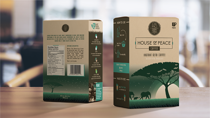 449 Foods Launches Vegan, Ketogenic Coffee to Support Economic Growth in Developing Countries