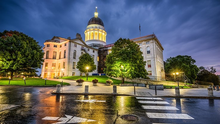 Maine Legislature Advances Cannabis Retail Regulations: UPDATE