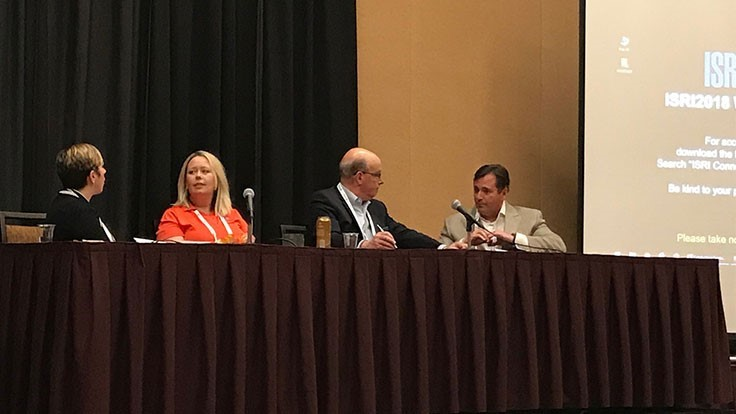 ISRI2018: Long-term opportunity