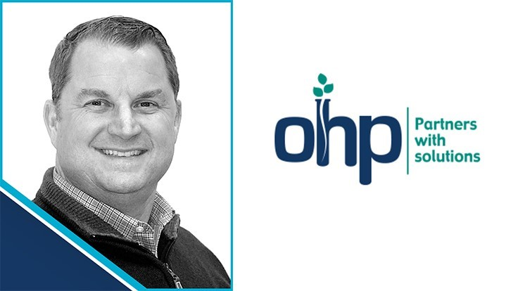 OHP names new sales and marketing manager