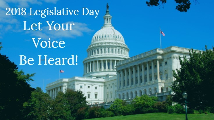 Register Now For Federal Legislative Day