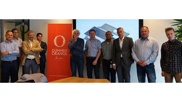 Dümmen Orange kicks off construction of facility in De Lier, the Netherlands