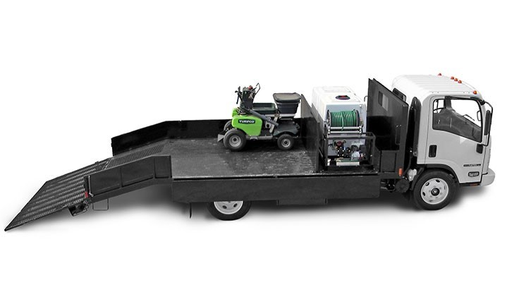 Graham Spray Equipment launches all-in-one rig