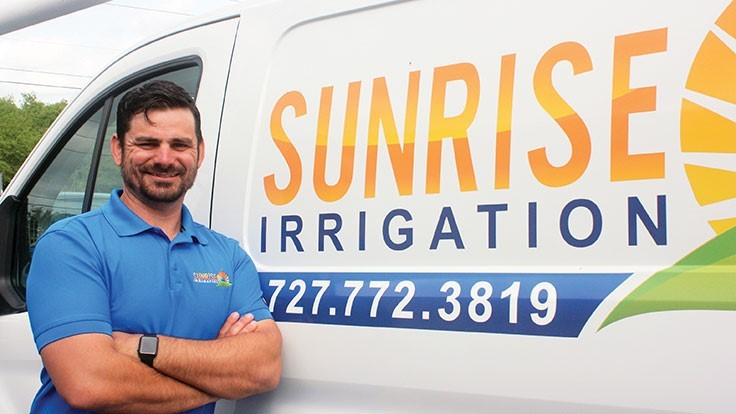 How An Accountant Became An Irrigation Contractor Lawn Landscape