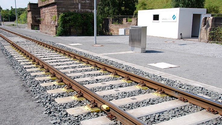 Schenck Process achieves NTEP certification for rail scale system