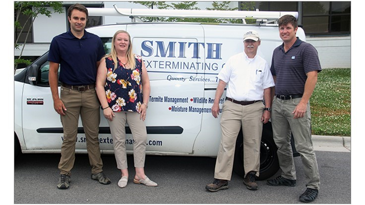 Smith Exterminating Celebrates 50 Years of Service