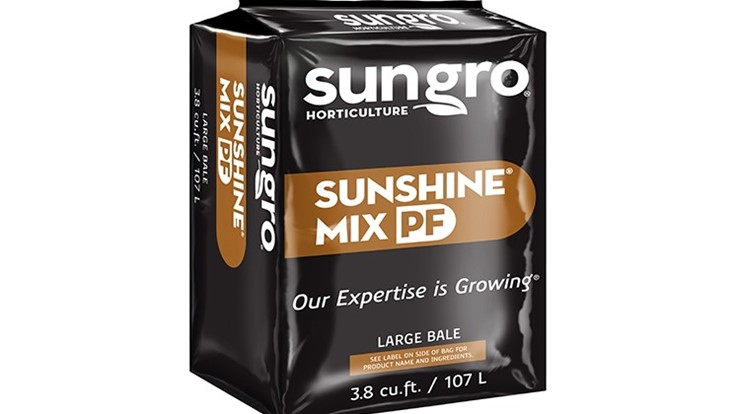 Sun Gro Horticulture releases new Sunshine mix