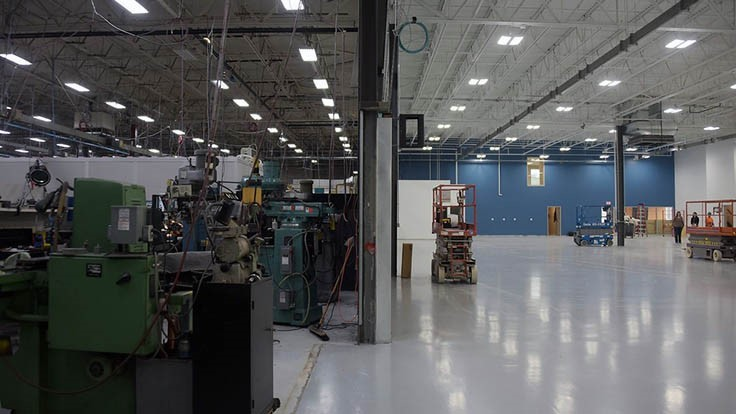 Aero Gear expands in Windsor, Connecticut