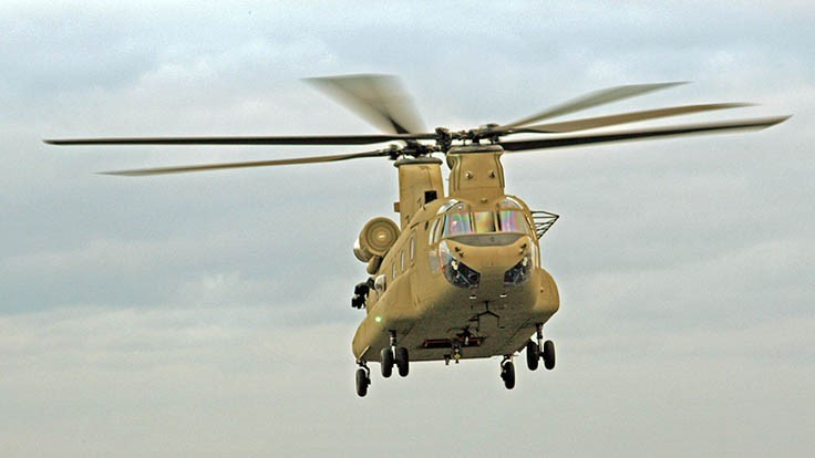 Boeing Chinook Block II program moves to final assembly
