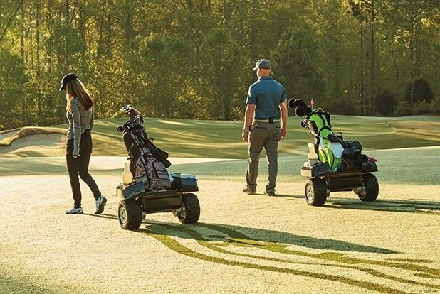 Club Car launches hands-free caddie unit