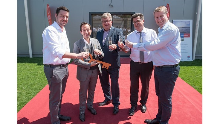Dümmen Orange opens Elite facility in Germany