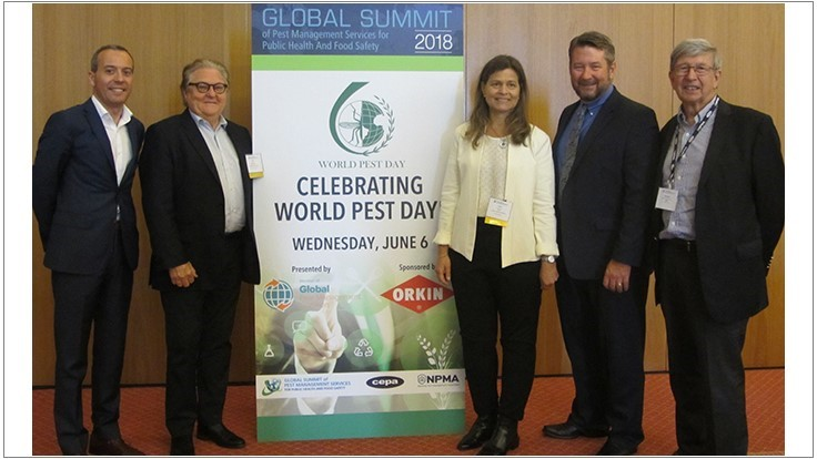 Public Health Pests a Major Focus of Global Pest Summit