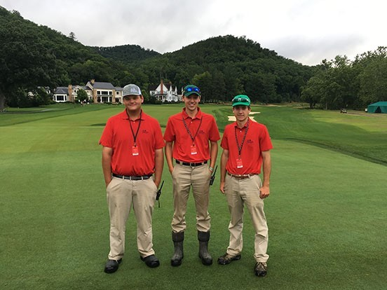 Turf volunteers needed for 2018 Greenbrier Classic