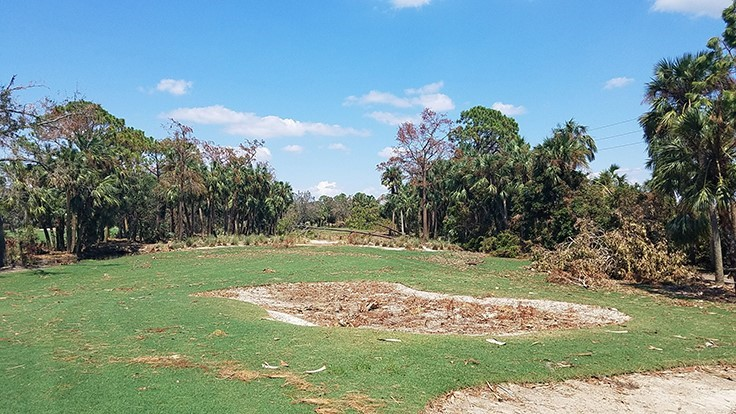 Report: Hurricane Irma caused $9.5 million in damages to golf courses at Florida clubs
