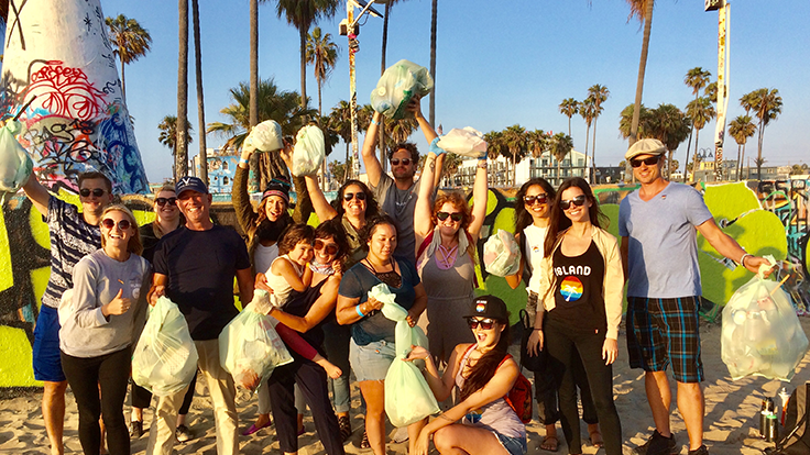 Island Cannabis Co. Leads Beach Clean-Up Events in Southern California