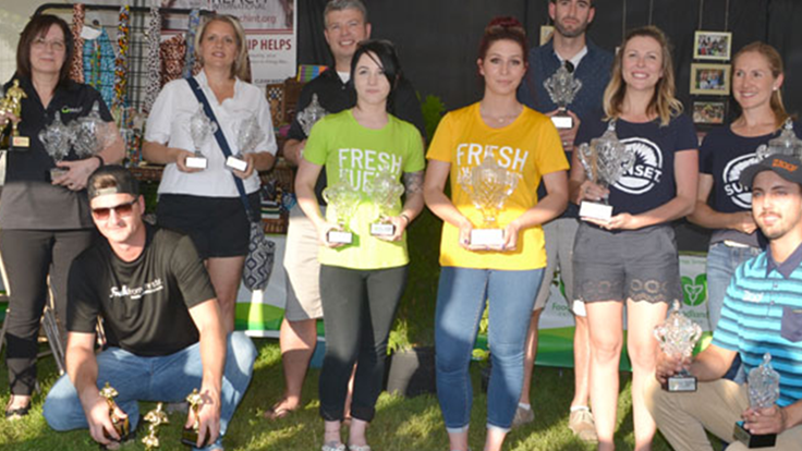 Winners of  R.E.A.CH. International's 11th annual Greenhouse Competitions announced