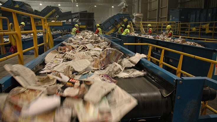 Commentary: What's wrong with recycling today?