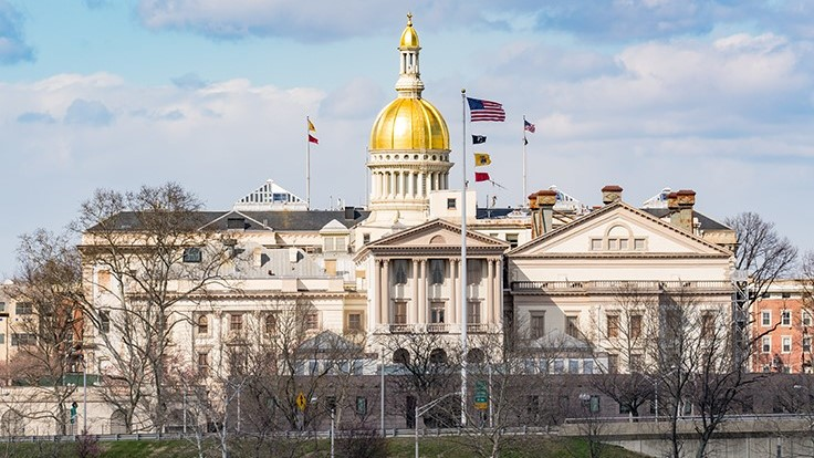 New Jersey Introduces Bill to Expand Medical Marijuana Program, Legalize Adult-Use