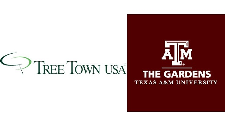 TreeTown USA sponsors The Gardens at Texas A&M