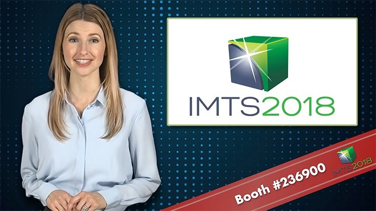 Come see us at IMTS 2018!