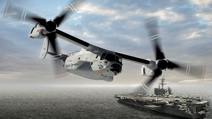 Bell Boeing to begin new tiltrotor production