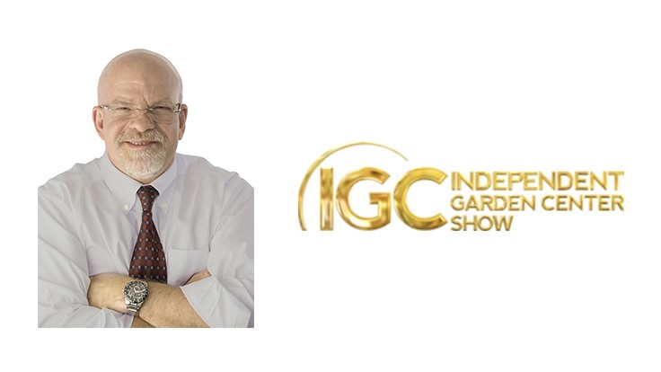 Dr. Charlie Hall will forecast the future of garden center retailing during the IGC Show