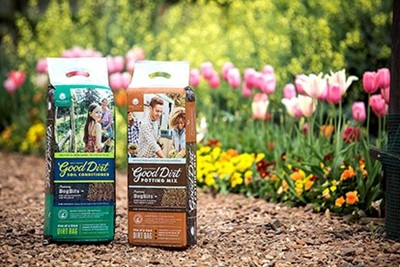 Good Dirt Soil Conditioner and Potting Mix