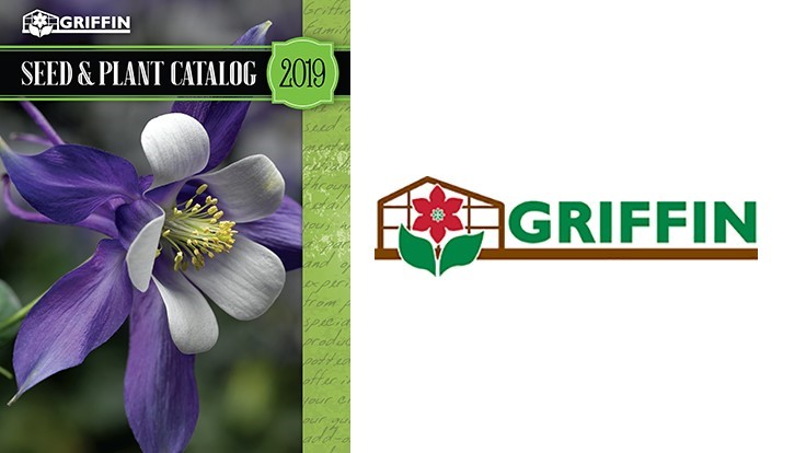 Griffin publishes 2019 Seed & Plant Catalog with bonus digital resources