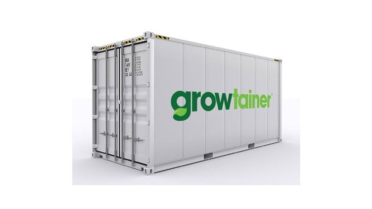 CEA Advisors offers 20-foot Growtainer for microgreens production