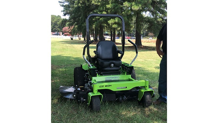 Greenworks launches new mowers - Lawn & Landscape