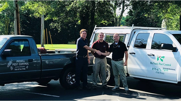 McNeely Pest Control Acquires Iredell Pest Control