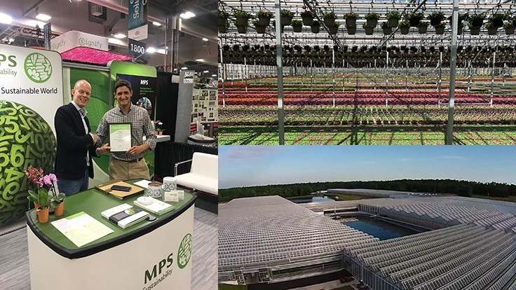 Young's Plant Farm receives recognition for MPS-GAP certification