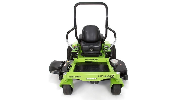 Lithium Z 82v Ride On Mower Lawn Amp Landscape