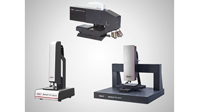 Optical 3D surface metrology systems