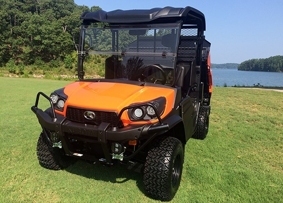 Kubota launches new utility vehicle