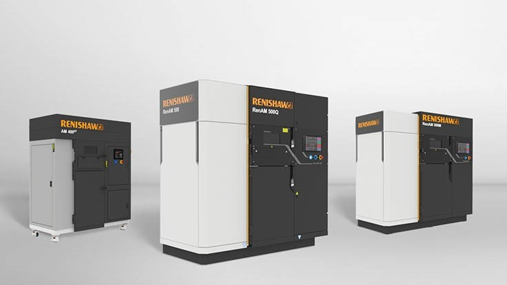 Renishaw opens additive manufacturing demo center